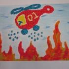 Начало районного этапа творческого конкурса «Безопасность глазами детей»